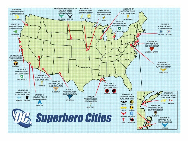 Dc-Stadtplan von Washington dc city map (District of ...